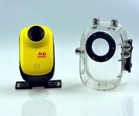 HD 1080P Waterproof Mini Sport DV Camera 4 Diving Bike Helmet Car Recorder SJ1000
