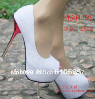 Free shipping shoes women 2013 fashion open toe women pumps wedding shoes,heel 14cm,wholesale,hot