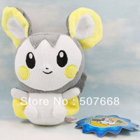 10pcs/Lot 5 inch Nintendo Pokemon Plush Toy Character Emolga Great Stuffed Animal Doll NWT