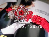 Crystal pendant DIY car accessories mirrors pendants ornaments