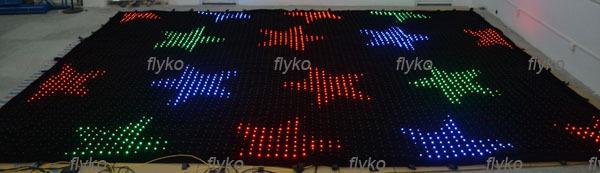 video wall led video curtain(China (Mainland))