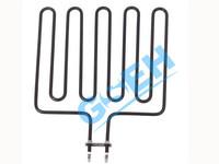 Tubular heater for oven heating element Dia8mm, 230V, 3000W