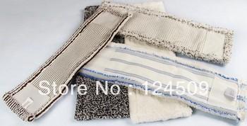 flat mop cloth flat mop head pad microfiber mop pad