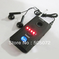Full Range Wireless Camera GPS Spy Bug  RF Signal Detector GSM Device Finder T0182