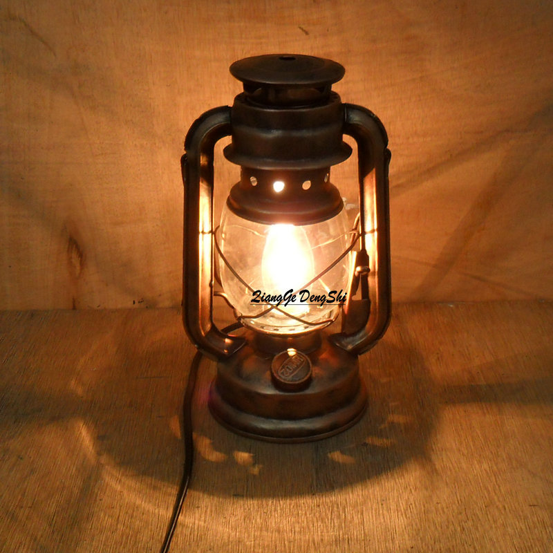chinese vintage style bedside table lamp fashion antique