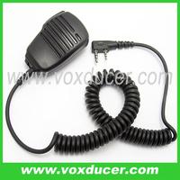 Speaker mic for Two way radio UV-5RA UV-5R UV-5RC UV-5RE KG-UVD1P PX-777 PX-888 TG-UV2 TK-3107 BF-666S BF-777S BF-888S PX-328