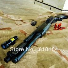 Free shipping Paper Model Gun Magazine Remington M870 shotgun Simulation 1:1 Weapons 3d puzzles for boys/diy educational craft(China (Mainland))