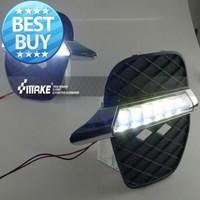 Top quality super bright LED DRL daytime running light for BMW X5 E70 E71 2011-12