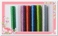 9 Kinds of Color Flash Hot Melt Glue Stick 7 * 100mm Gold Powder Hot Melt Adhesive Strips DIY Tools Free Shipping
