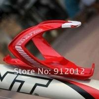Red bike super toughness glass fiber Aquarius cage