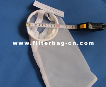 liquid filter bag, size 4, 50 micron, 10 pcs/lot