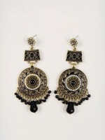 Free shipping Vintage Antique Earrings Fashion Earring Statement India Bohemia Style Jewelry 1101545