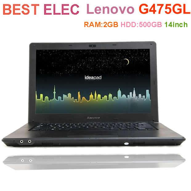Lenovo / Lenovo G475GL-ETH (L) 14-inch ultra-thin dual-core netbook laptop metal(China (Mainland))