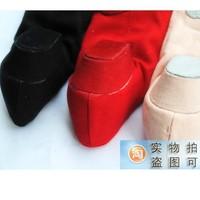 Free shopping female belt soft outsole teachers dance shoes ballet teachers shoes