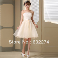 2013 Aesthetic Tube Top Costume Hot-selling Evening Dress