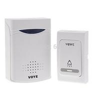 Free Shipping 38 Tunes Wireless DoorBell Remote Control Doorbell Wireless Door Bell intercom system Wholesale dropshipping
