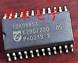 SMT IC TDA9885T regulator/demodulator chip SOP24 spot quality goods (the pen-hold grip)(China (Mainland))