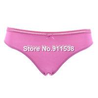 Free shipping 1pcs High quality Classic comfortable panty women's briefs plus (size: S, M, L) #D579K2