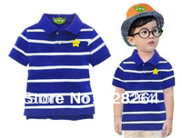 Freeshipping! Wholesale discount! Children's clothing baby boys children men and women summer classic short-sleeved T-shirt