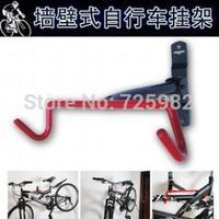 Free shipping mountain bike road bike display wall hook hanger racks with screws