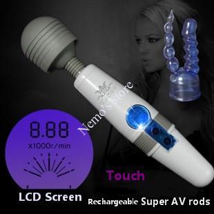 Free shipping Genuine product - Japanese AV massager, AV rods, clitoris masturbation,Sex toys,Sex products