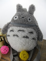 "Wholesale Kids Boys Girls 12"" My Neighbor Totoro Plush Soft Backpack"