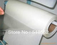 48cm*100cm High quality embroidered fabric woven hot glue hot melt adhesive film double faced adhesive B210