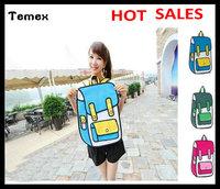 Hot-selling gismo cartoon bag backpack 3d school bag