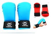 4as xg Karate palm protection kick fighting boxing sanda combat kongfu finger gloves for child weman men punching new arrival