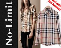 Free shipping Spring new Hot Summer women's Long Sleeve shirts blusas Woven blouses Geometric Cotton shirts womens camisas