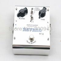 "Biyang ToneFancier Series RV-8 Electric Guitar Effect Pedal Stereo ""Reverb"" True Bypass"