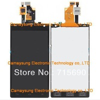 For LG Optimus LG E973/E975/LS970/F180  Assembly Touch Screen Digitizer Lcd Display  Free Shipping