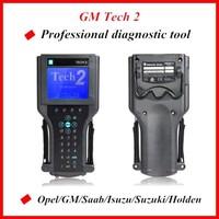 2013 Top-Rated DHL FREE Professional GM tech2 diagnostic tool,Tech 2,Opel SAAB Holden Isuzu Suzuki vetronix GM tech2 scanner