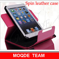 Free shipping cheap 7 inch leather case fashion  for all 7 inch tablet pc