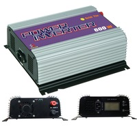 600 WATT Grid Tie Inverter,power inverter, inverter (SUN-600G-LCD),LCD Panel,MPPT Function