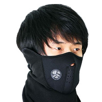 1PC High Quality Outdoor Sport Ski Mask & Windproof Warm Half Face Mask For Cycling Sport Face Mask