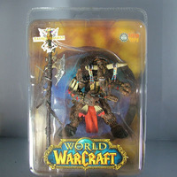 SOTA WOW Model World of Warcraft Tauren Shaman Action Figures Classic Game Toys For Boys With Original Box MS0001