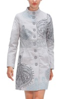 2013 new spain women's trench desigual lonely girl 38/44/48 free shipping