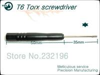 freight free Mini T6 Torx Screwdriver Opening tool 200pcs/lot magnetic