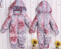 2014The Newest Excellernt  Baby Romper Outerwear & Coats Snow Wear Down Jacket Outerwear[iso-13-8-1-A3]