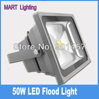 Free shipping  IP67/68  50W  outdoor high quality 4800lm LED flood lights garden yard landscape lamp