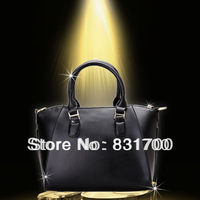 2013 new ariival  fashion 100%  genuine leather handbag  cowhide cross-body handbag  genuine leather  bag  free shipping
