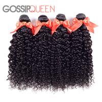6A grade mongolian virgin hair water wave  4pcs Free shipping  mongolian curly hair human hair weave mongolian hair extension