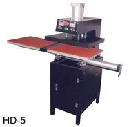 Heat Transfer/Press Machine, Bottom Glide Pneumatic Printer, L380*W380mm,Print T-shirt, Glass, Metal, Ceramic,Wood,Video,Digital