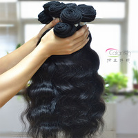Grade 5A Brazilian virgin human hair weaves extensions body wave 6 bundles per lot queen hair products free shipping