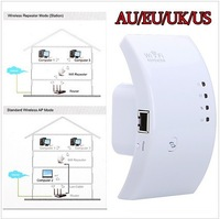 300Mbps Wireless Wifi Repeater IEEE 802.11N Network Router Range Expander 300M Free Shipping-WAI