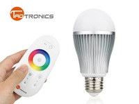 TaoTronics Color Changing Light Bulb Lampada de LED with Wireless Remote Controller, E27/E26/B22 640 Thousand colors, Luminaria