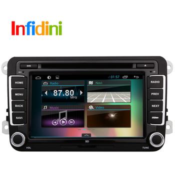 Android 4.2 DVD gps for VW Polo Jetta Tiguan Golf Bora Passat B5 B6 5 6 car Capacitive Screen 3g WiFi radio bluetooth Volkswagen