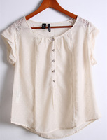 New 2014 Mango Women blouse Women's Designer Brand shirts Spainish brand  MG01