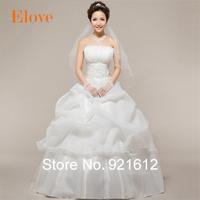 Fashionable Sexy Renda Gown Curto Casamento Vintage Bride Festa Longo Romantic Vestido De Noiva Robe Mariage Wedding Dress DB173